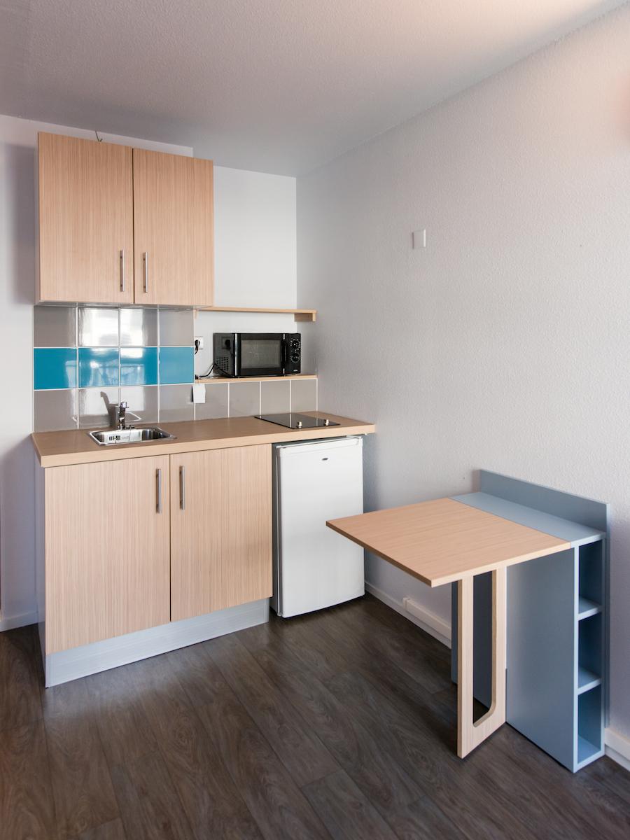 residence-etudiante-labrunelliere-montpellier:studio_simple-cuisine