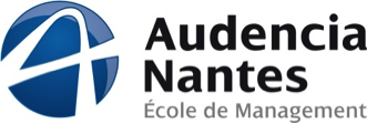 Logo Audencia nantes